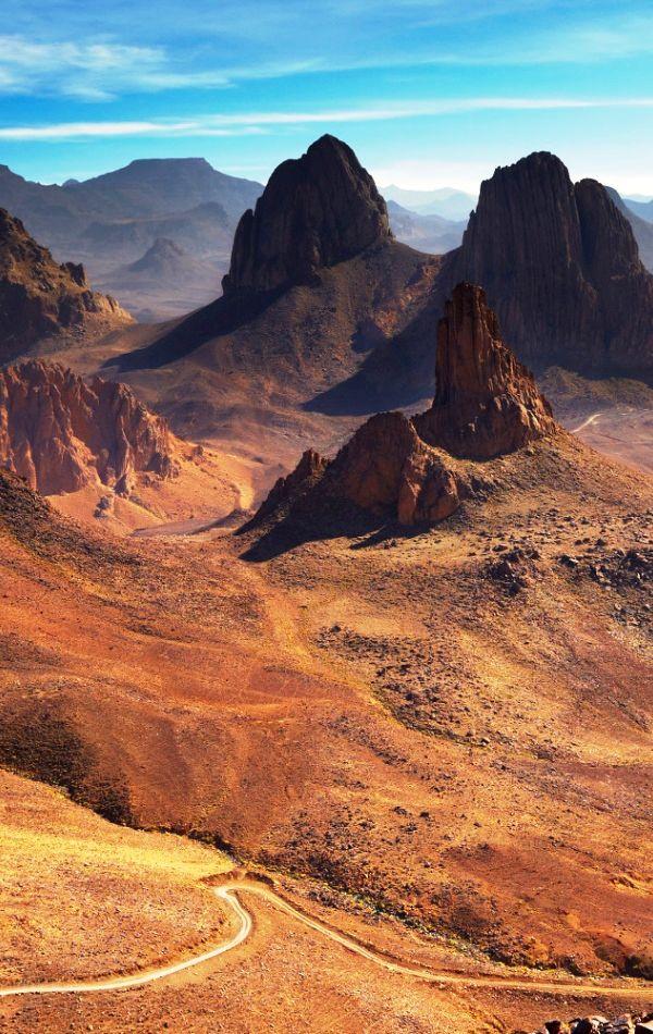 Amazing Landscape Desert Algeria Paysage Algerie Paysage Desert Desert Algerien