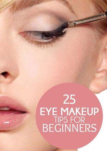 25 lifechanging eye makeup tips to take you from beginner