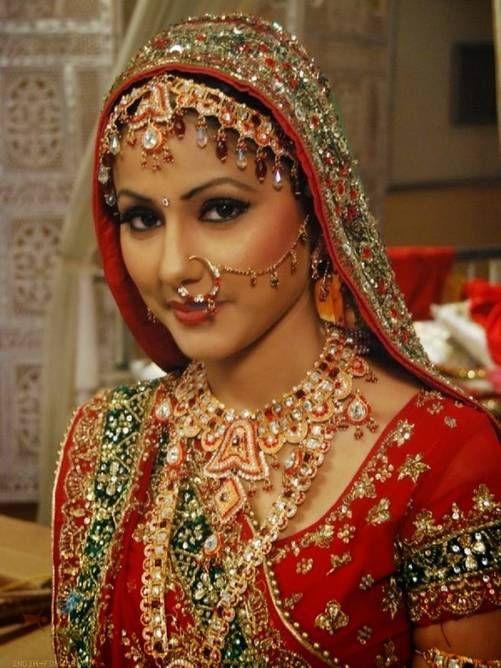 Best Hd Wallpapers U Free Download Hina Khan As Akshara Hd Photo