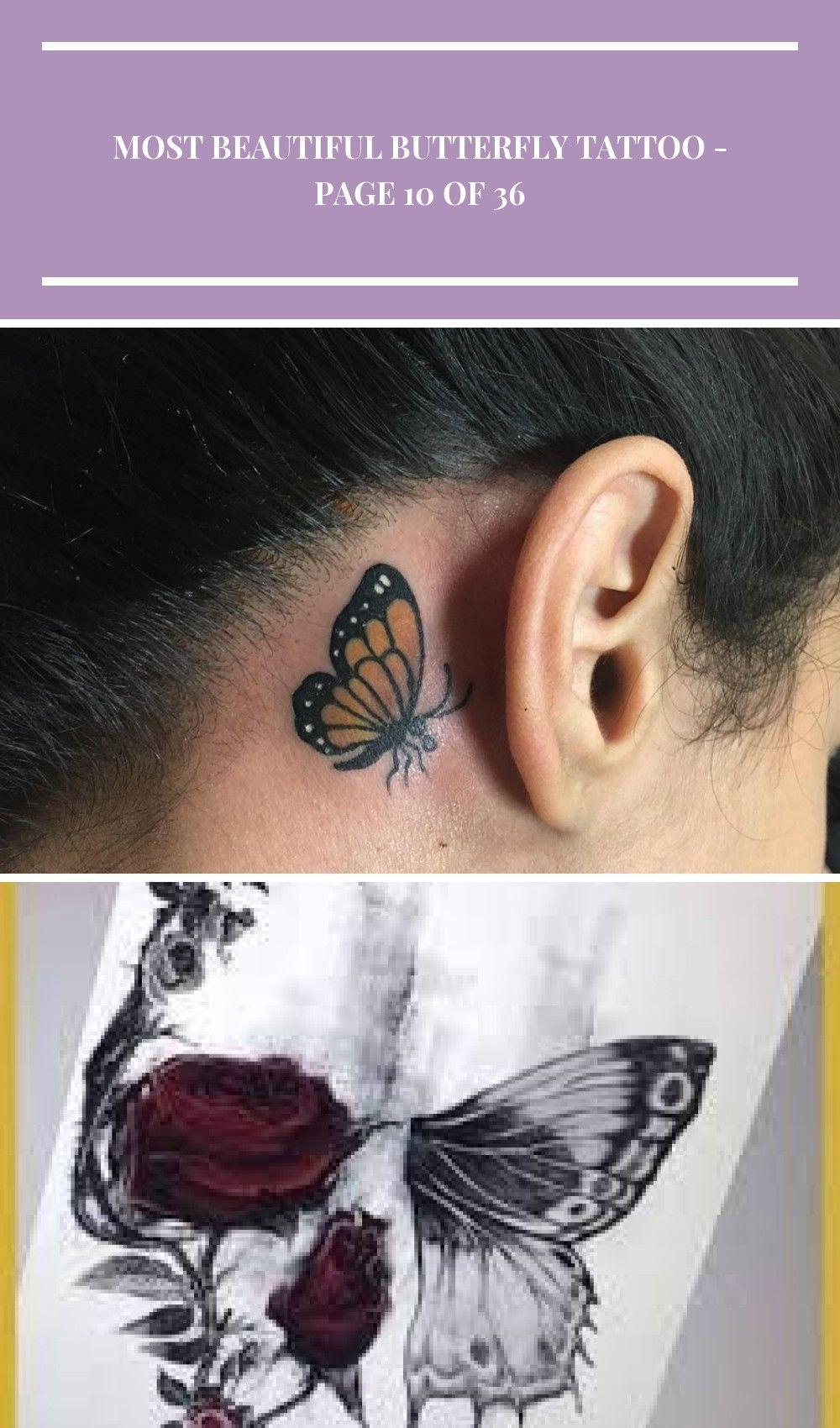 Photo of Les plus beaux tatouages de tatouage de papillon, …