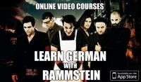 Learn German with Rammstein #lol #rofl #gif #funny pic #languages #german