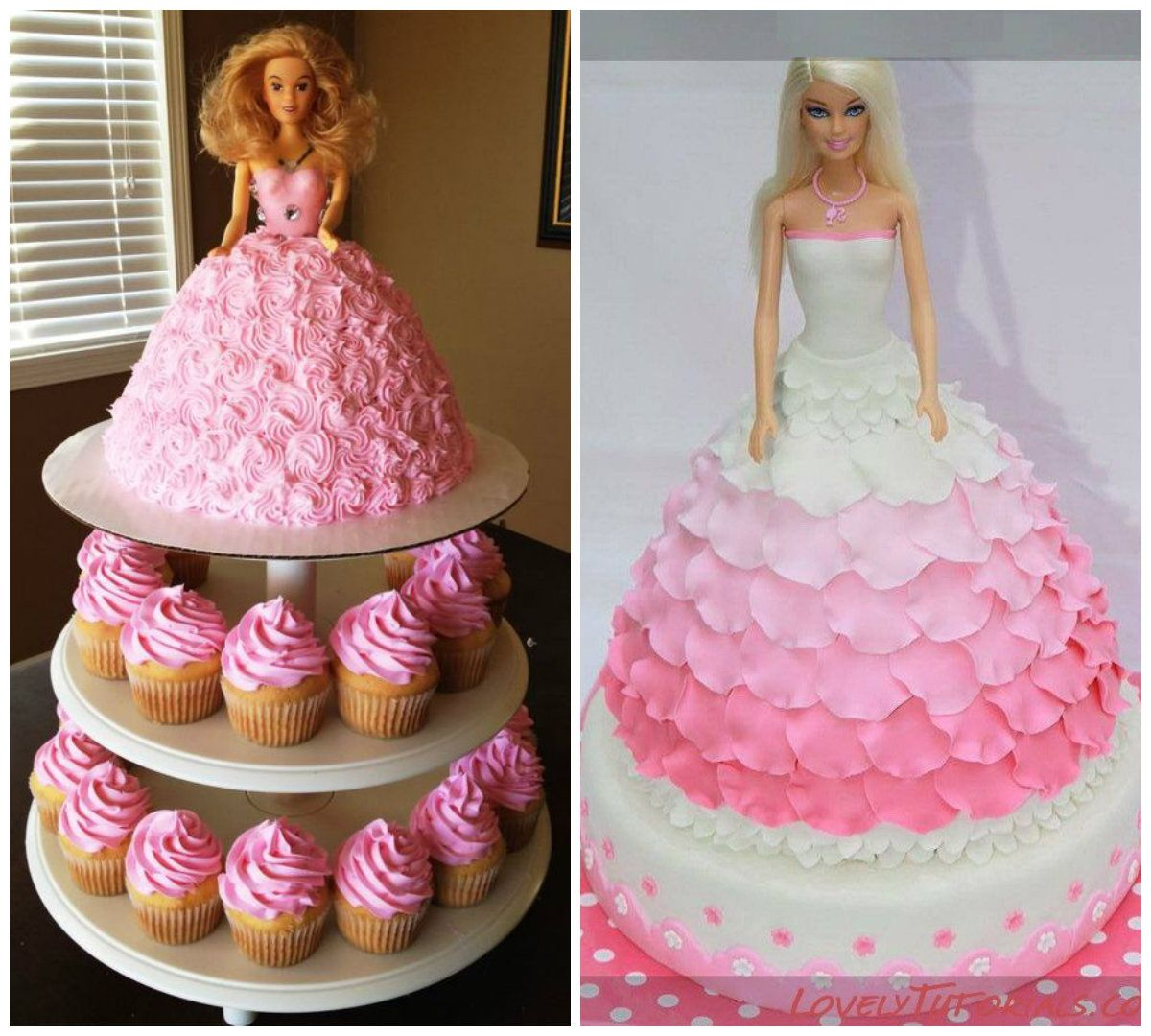 Birthday Cake Designs Barbie : Image result for barbie birthday cake ideas mackinley ...