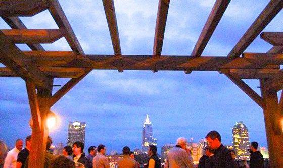 Best outdoor eating in downtown Raleigh
