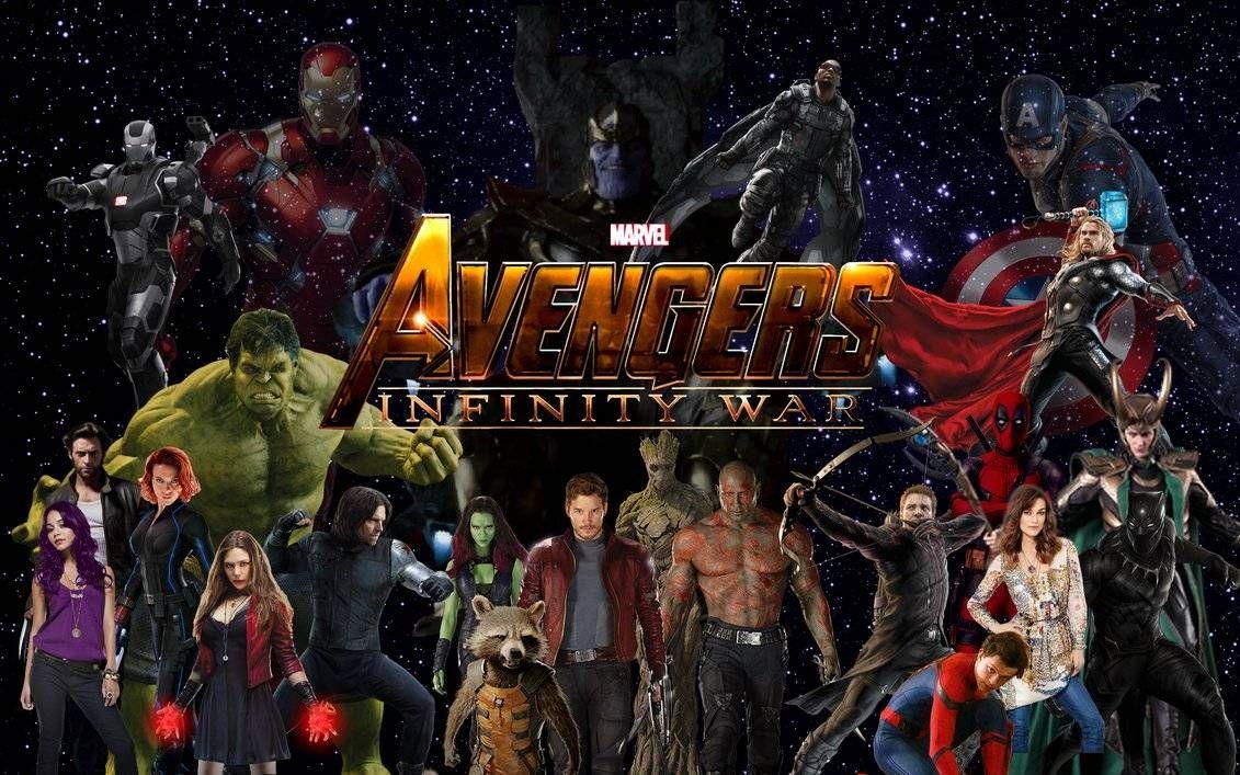 Avengers Infinity War Comic Wallpaper Picture On High Resolution Wallpaper Infinity War Avengers Infinity War War Comics