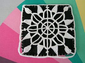 Free tutorial for needle weaving