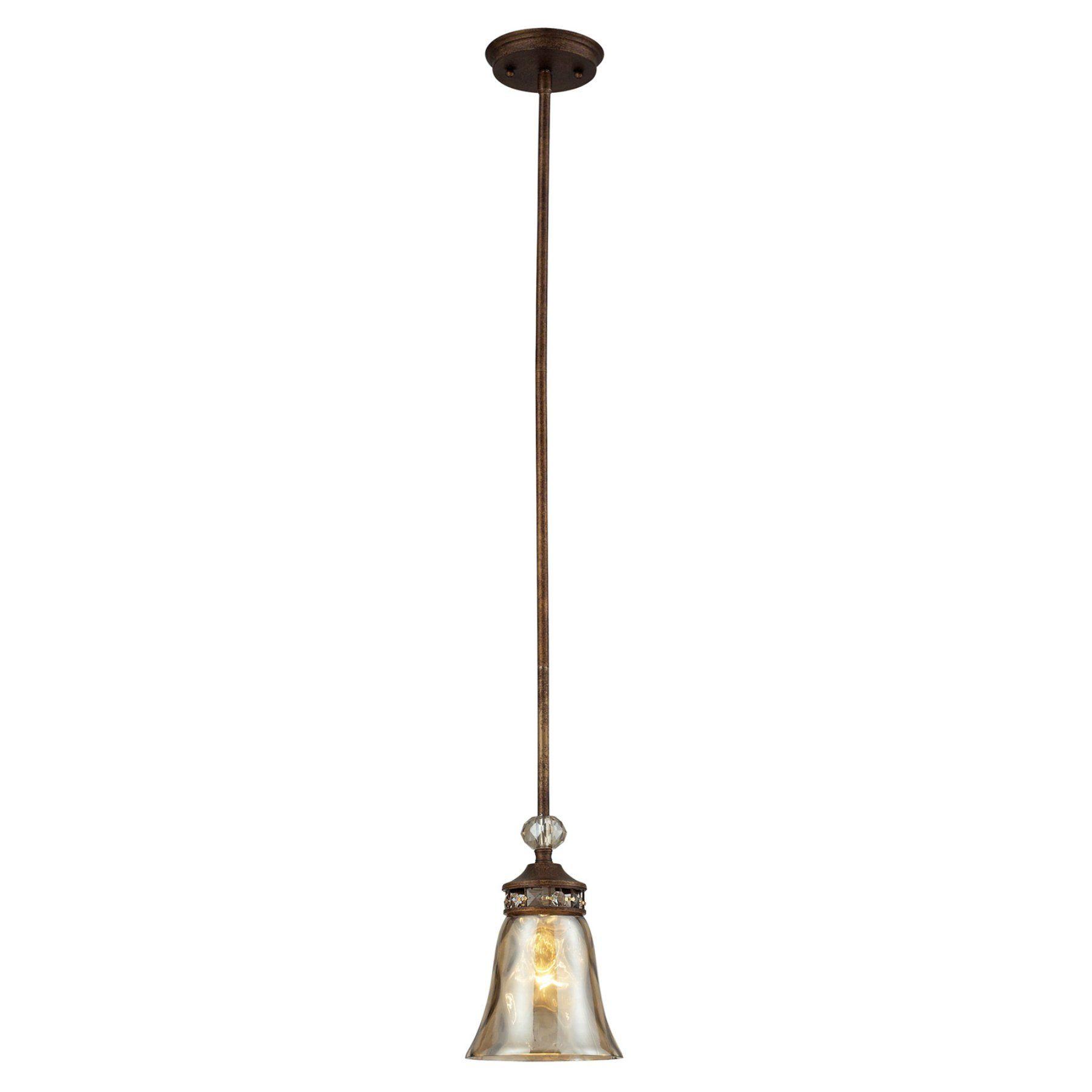 Elk Lighting Cheltham 460201 1 Light Pendant  460201