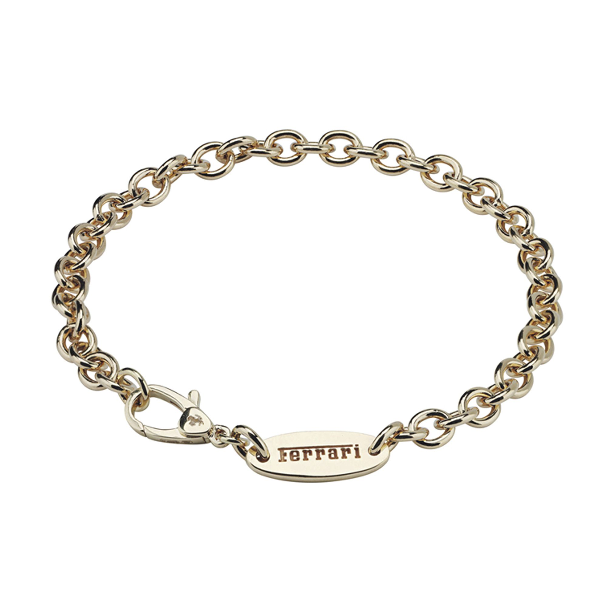 Ferrari damiani collection ferrari elegant gold bracelet line