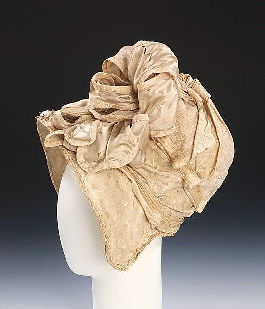 Bonnet   American   The Met