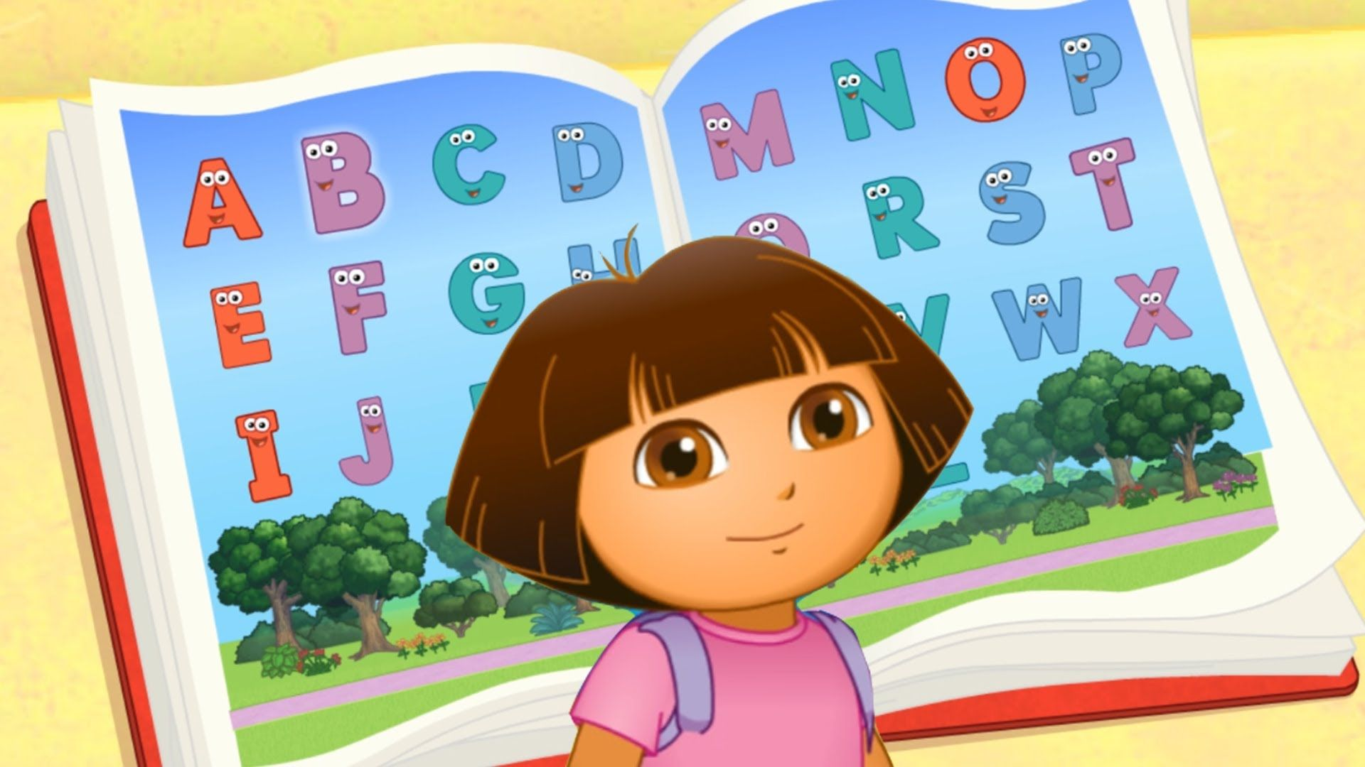 Dora The Explorer Learning Alphabet Abc Game Hd Dora