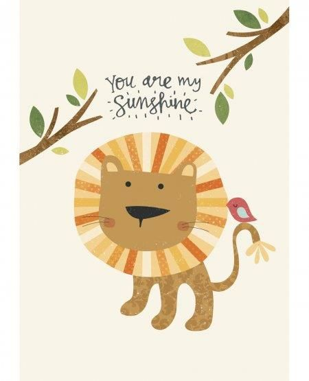 Mayver's thinks you are our sunshine.