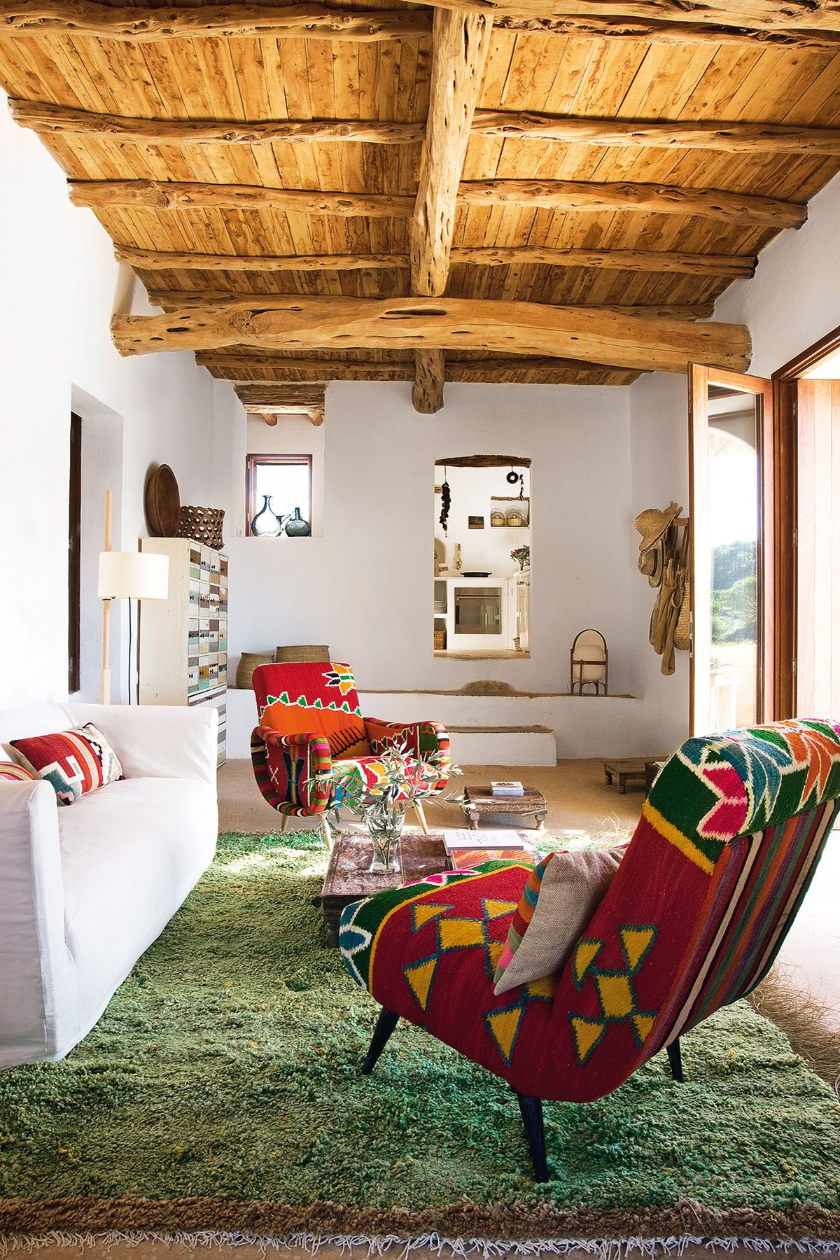 Ibiza original sofas livings pinterest casas for Decoracion de casas brasilenas