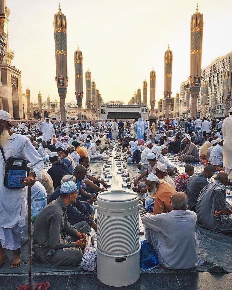 Ramadan Ramadan In Saudi Arabia Medina Mosque Islam