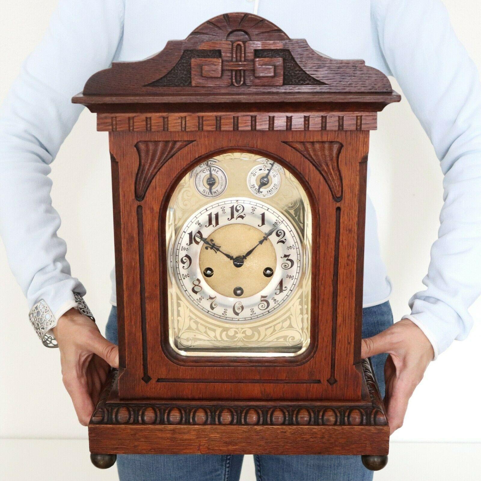 Seiko Qxh107blh Chiming Traditional Wall Clock Traditional Wall Clocks Pendulum Wall Clock Pendulum Clock