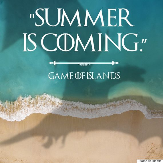 "Game of Thrones in Greek islands : ""All men must diVe"" - ""All men must visit"""