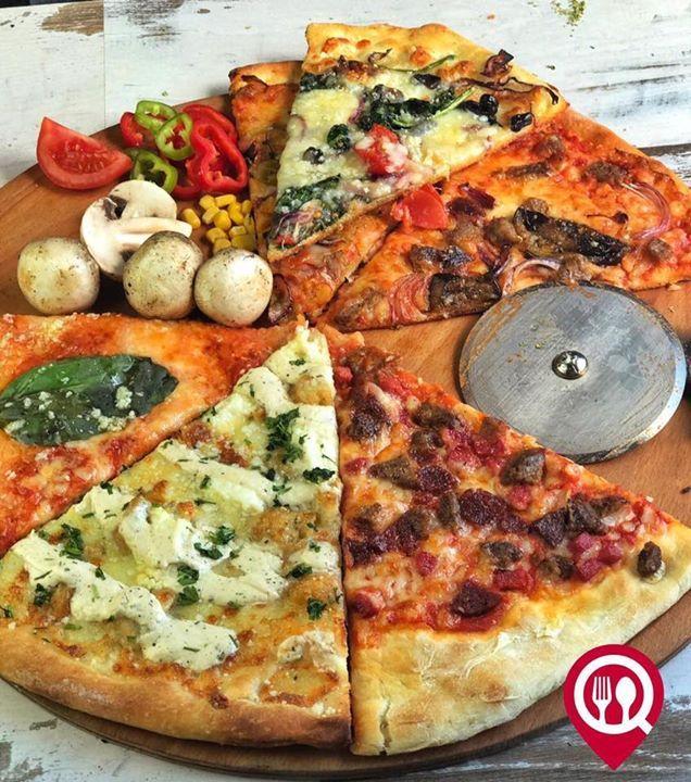 Pizza çeşitleri Wiseguy Pizza Istanbul Beşiktaş Rumeli