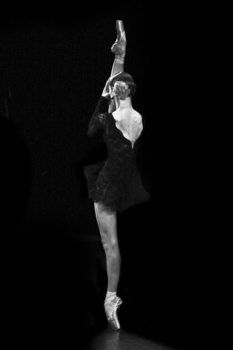 Her legs are amazing!  But it's not only about the body... it's about the soul and heart in dance!