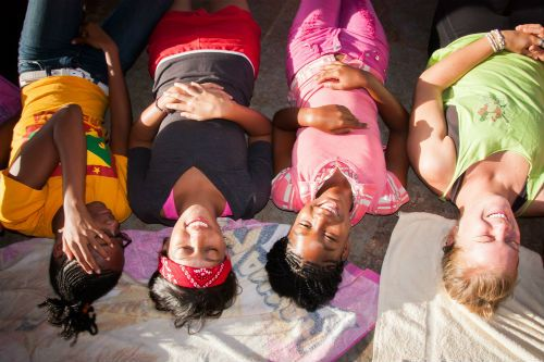 Peace Corps Celebrates 20 Years of Promoting Gender Equality through Camp GLOW | Peace Corps