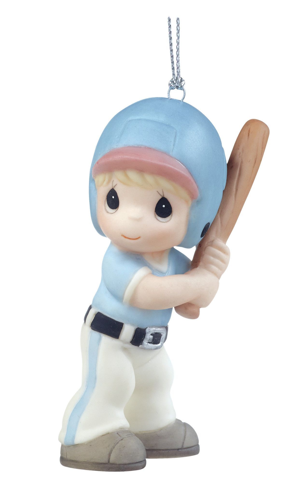 Little Slugger Baseball Player Ornament