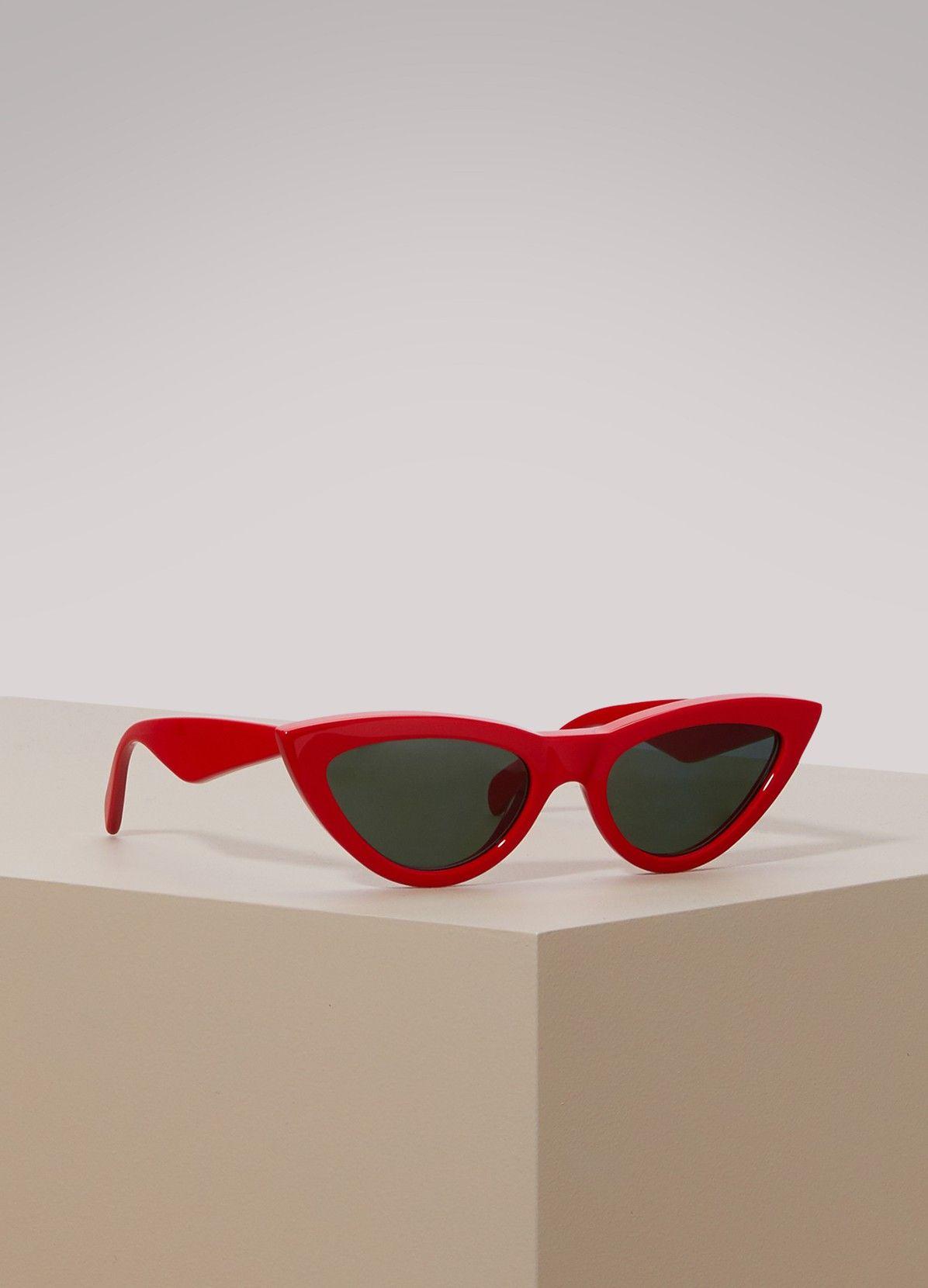 c53c85329 CELINE Cat Eye sunglasses | lust list | Cat eye sunglasses ...