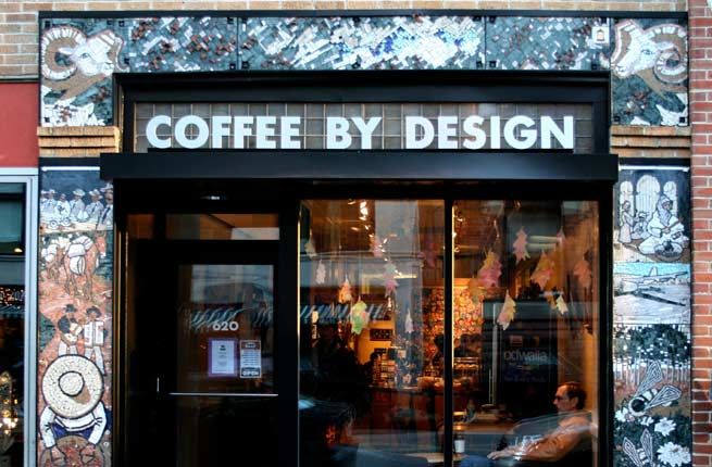 America S 15 Best Indie Coffee Shops Shop Fronts Shop Window Design Coffee Design