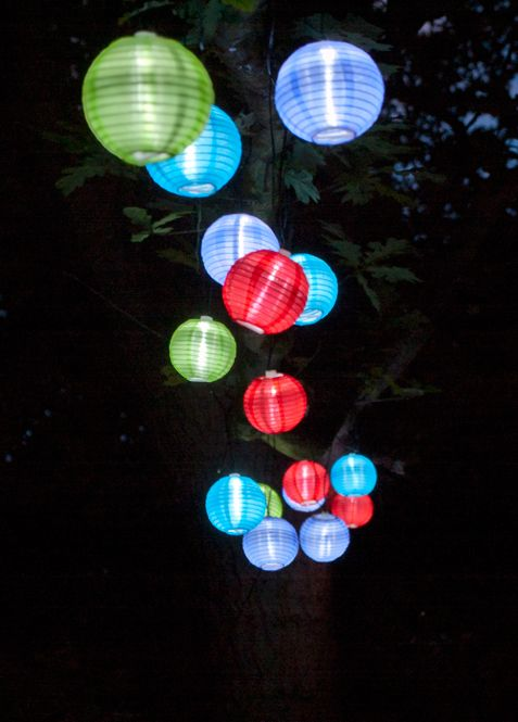 Everbright Solar Hanging Chinese Lanterns They Will Really