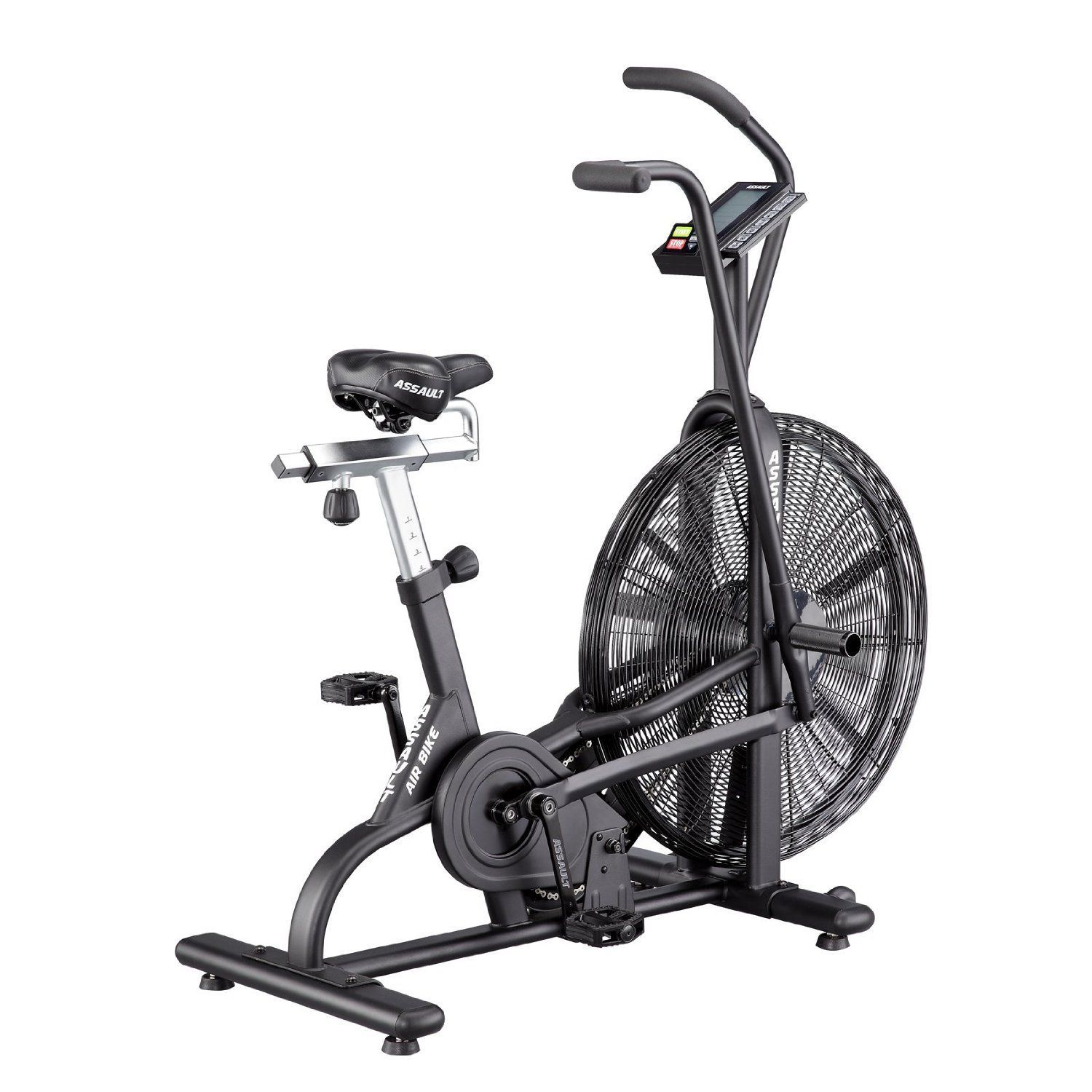 Lifecore Fitness Assault Air Bike Trainer Review Bike