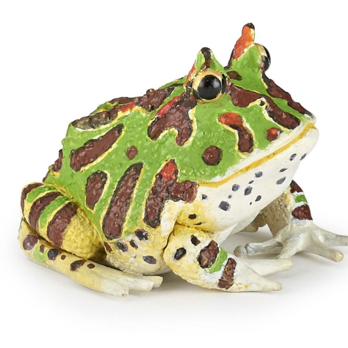 Pacman Frog Free Shipping Papo Horned Frog. Part of the