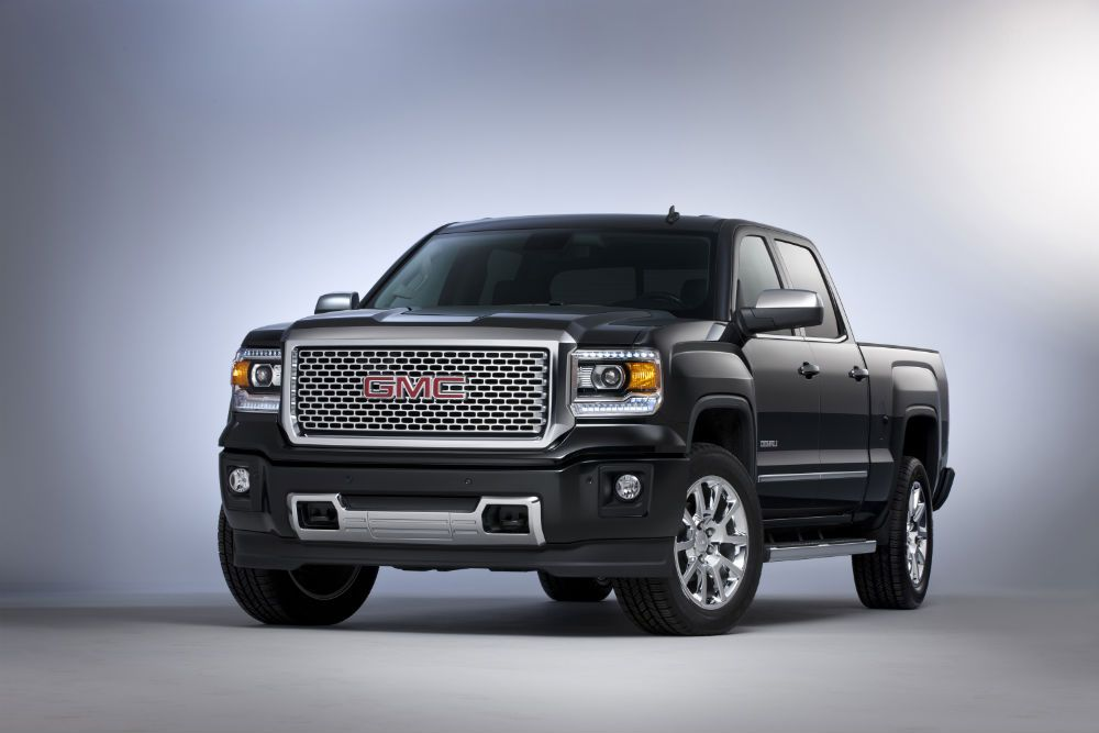 With 6 2l V 8 2014 Gmc Sierra Denali Will Deliver Huge 420 Hp And