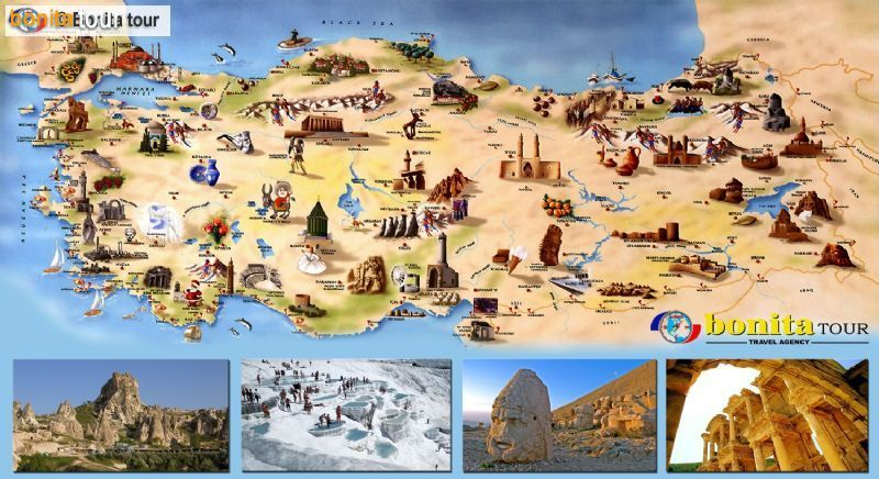 historical places in Turkey | History | Pinterest