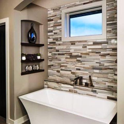 Ideas de dise os de cuartos de ba o modernos decoracion for Banos modernos diseno interior