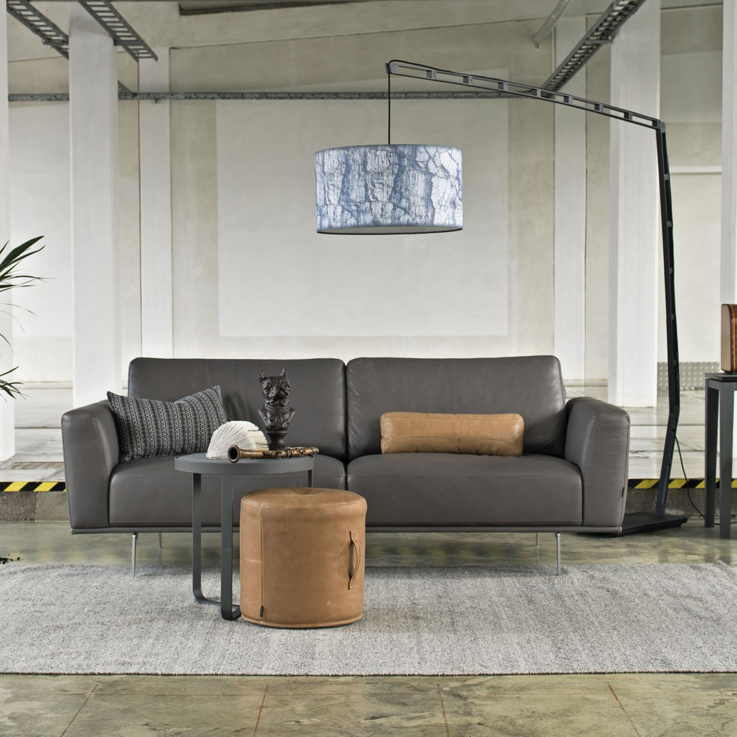 Furninova Noir 3 seater sofa Available in store now
