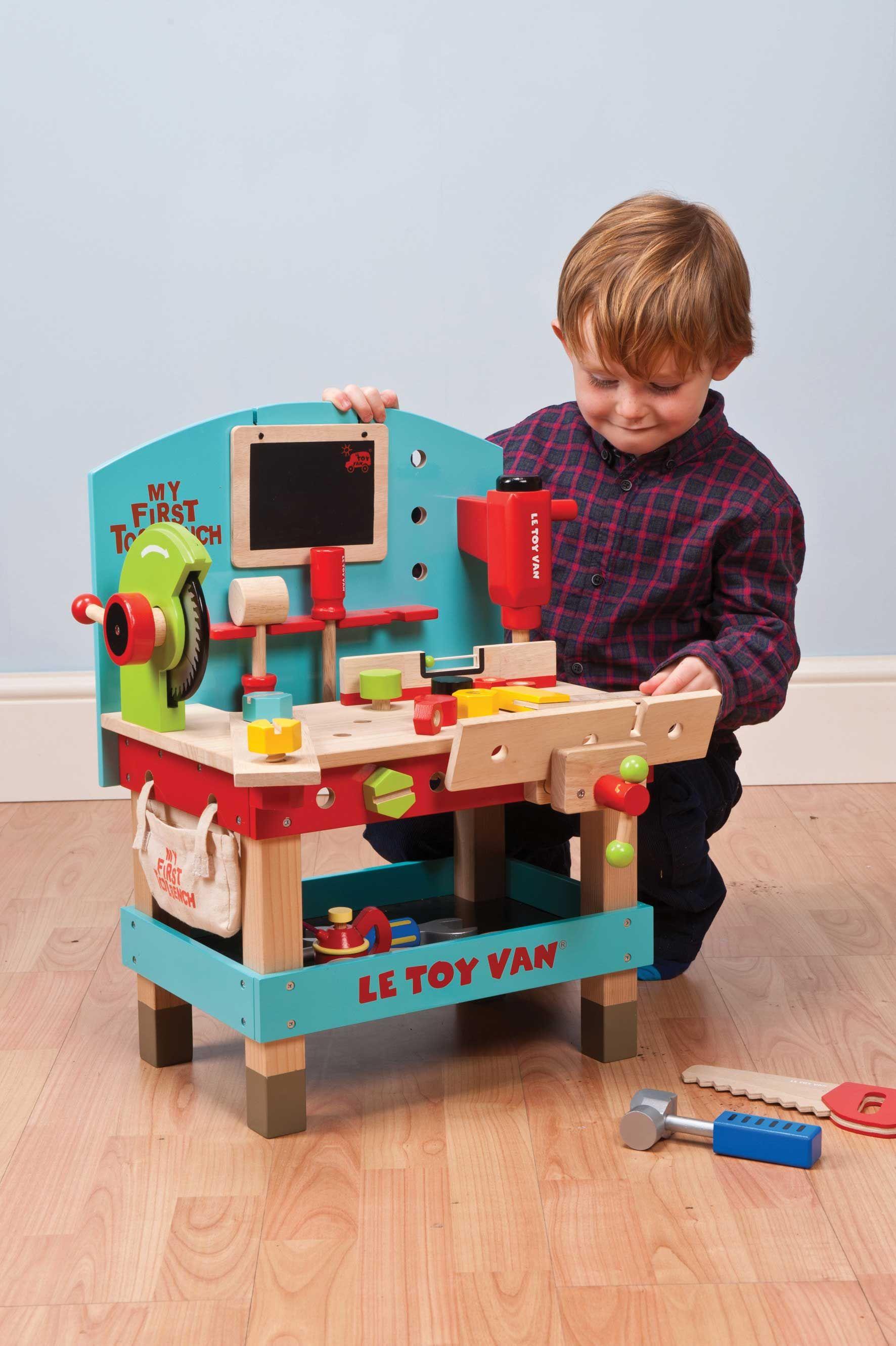 Wooden Tool Bench Tool Bench Kids Tool Bench Toys