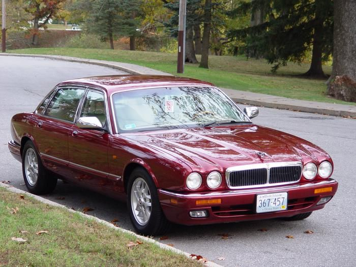 1996 Jaguar XJ12 (X305) (SAJMX6346TC773994) : Registry : The AutoShrine Network   Jaguar xj12 ...