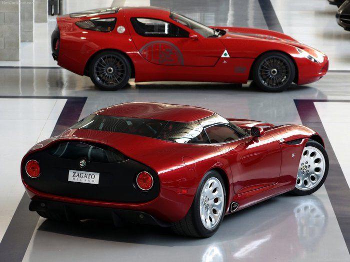 Alfa Romeo-TZ3 Stradale 2011