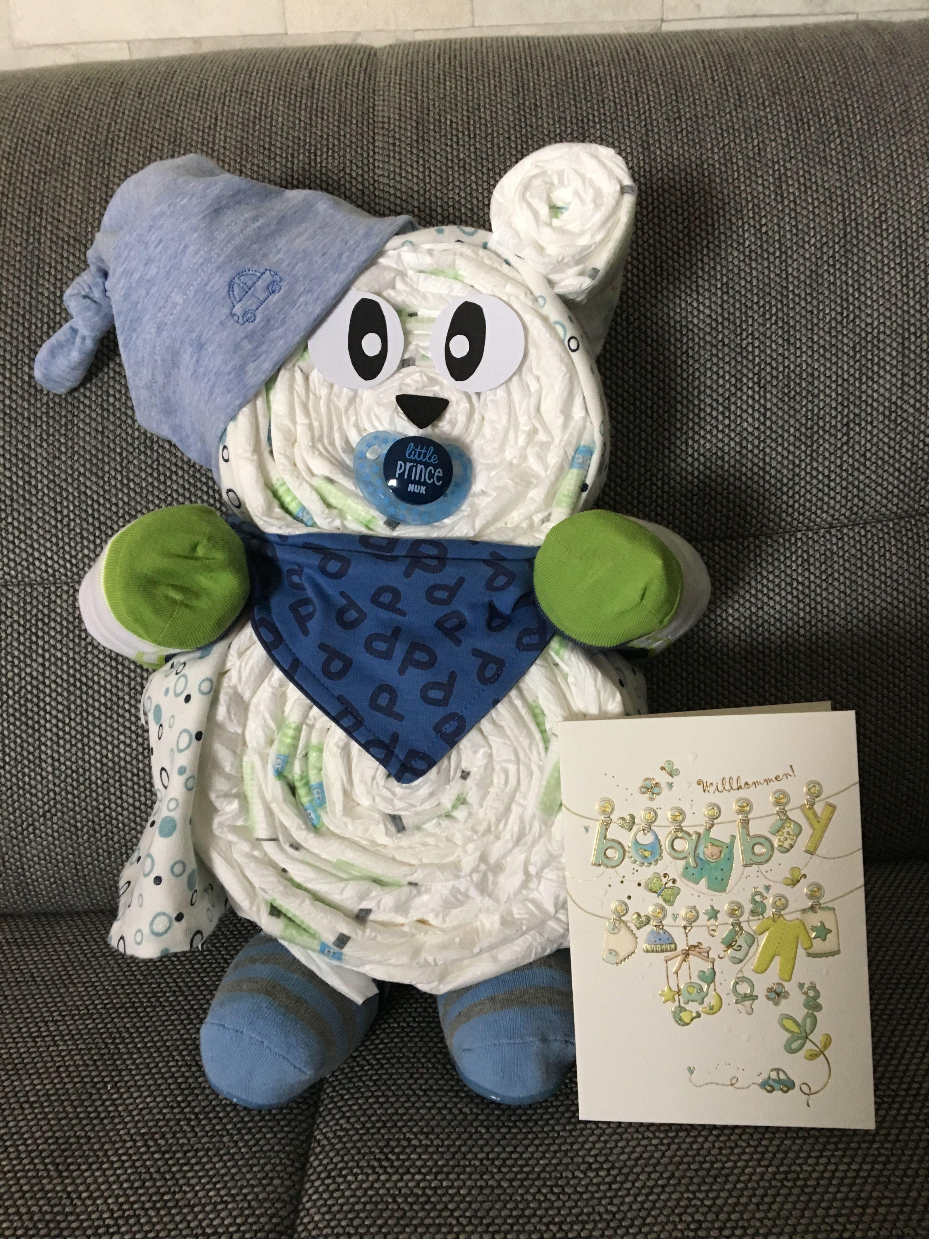 Top Windelteddy | Babygeschenke | Baby geschenke, Baby und Geschenke LH83