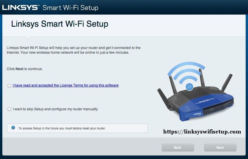Linksys Smart Wifi Can T Connect To Router Linksys Smart Wifi Router