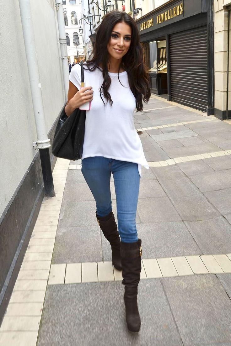 Skinny jeans - mavi kot pantolon kombini | Kot Pantolon Kombinleri ...
