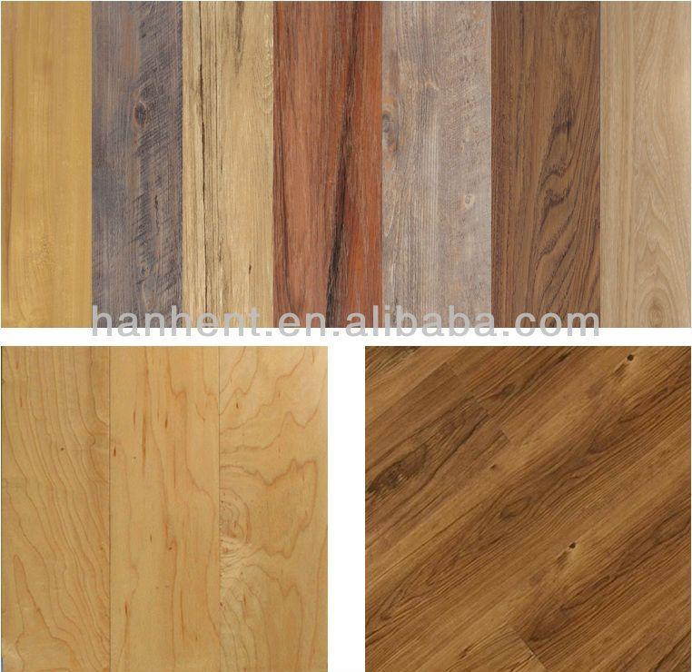Oka Wood Texture Glue Down Vinyl Plank Floor
