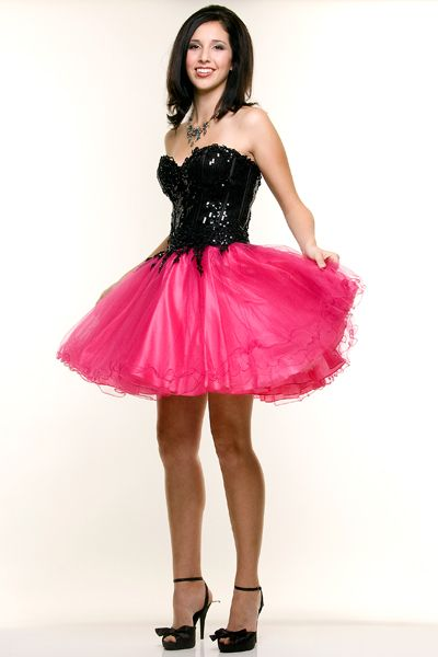 17 Best images about Pink Prom Dresses on Pinterest - High low ...