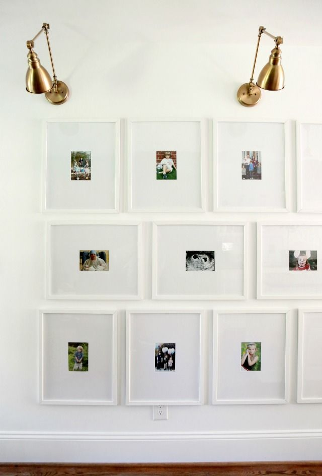 FOUND: Gallery Wall Frame Sets at Target | Gallery wall, Gallery ...