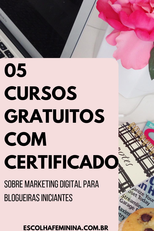 05 Curso De Marketing Digital Gratuito Para Empreendedores