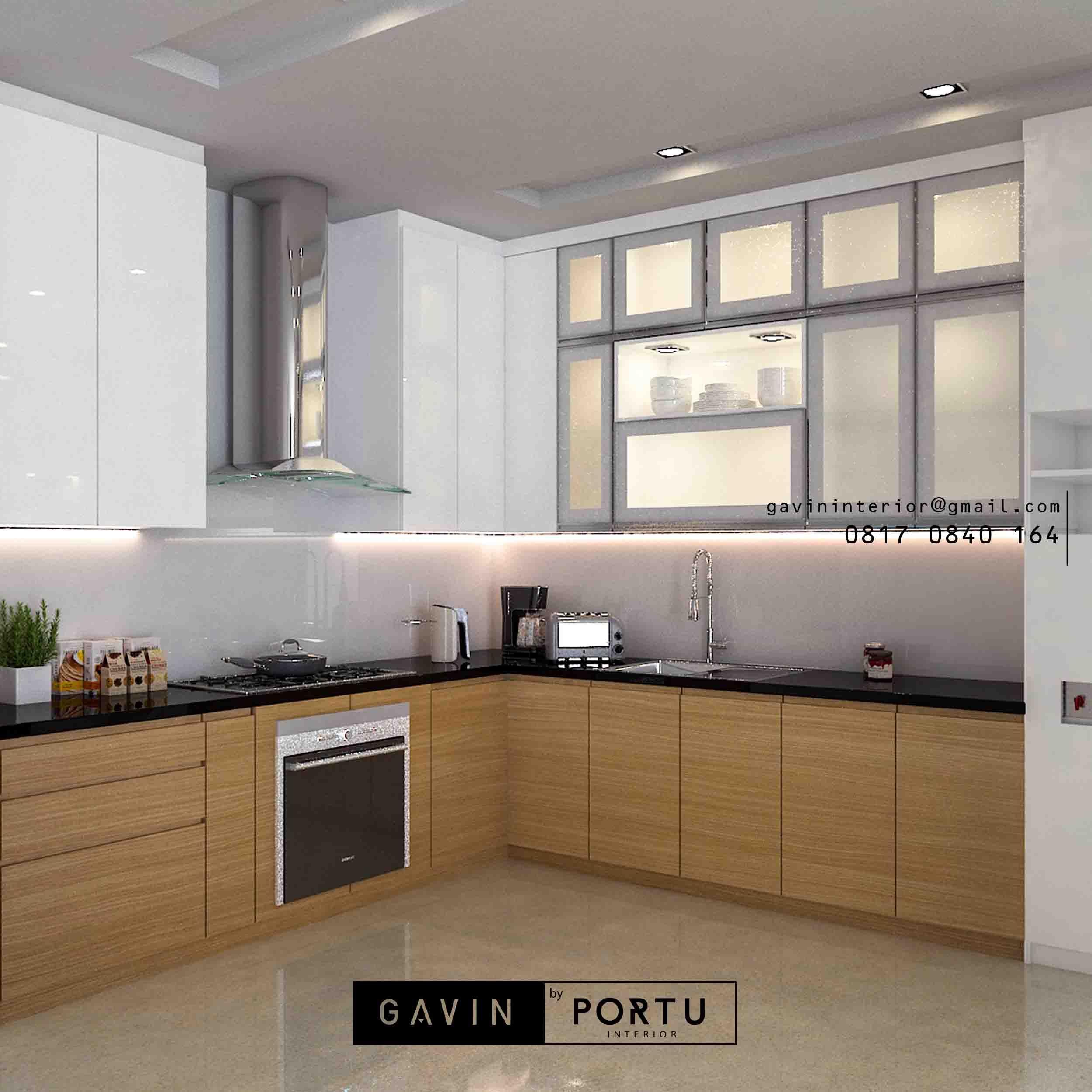 Kitchen Set Minimalis Modern 2019 Homyracks