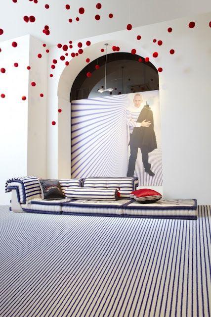Jean Paul Gaultier For Roche Bobois Home Interior Design French Furniture Company Modern Patio Furniture