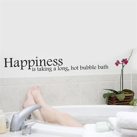 #Katazoom                 #Wall Sticker             #Wall #Sticker #Katazoom #Wall #Decals #Home #Office #Bathroom #Wall #Decals #Bathroom #Wall #Quotes #Happiness #Taking #Long, #Bubble #Bath                Wall Sticker Art | Katazoom Wall Decals for Home and Office . Bathroom Wall Decals | Bathroom Wall Quotes - Happiness is Taking a Long, Hot Bubble Bath                               http://www.seapai.com/product.aspx?PID=1526181