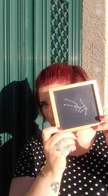 #Handembroidery #Embroidery #Ricamo #Ricamomano #Star #Constellation #Zodiac #Signo #Astrologia #Handmade #Littlestitchesportugal #Needlework #Needleart #Needlepoint