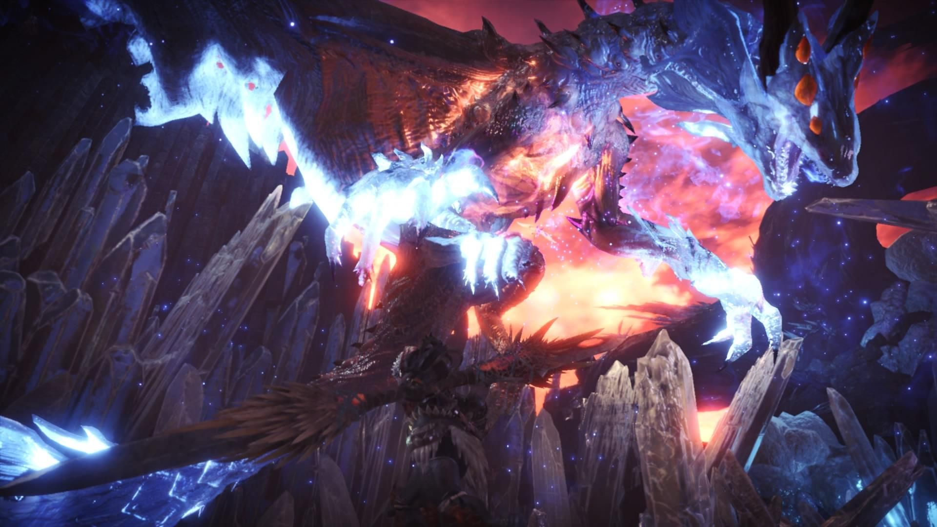My First Decent Looking Killscreen With The Insect Glaive Most Of The Time It S Just A Blurry H Monster Hunter Series Monster Hunter World Monster Hunter Art
