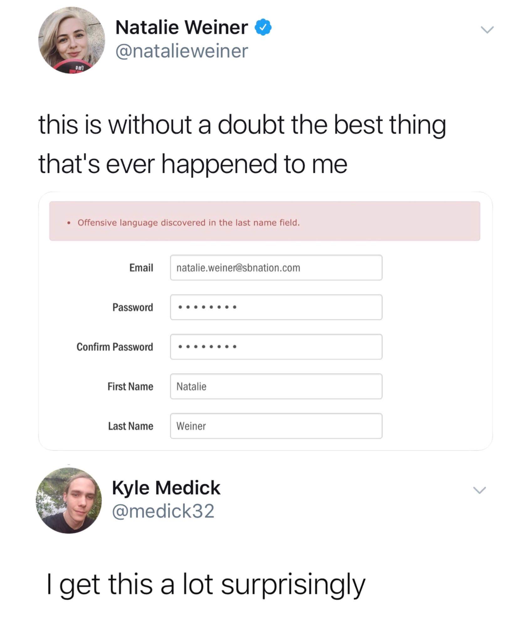 Send medick pics - LolSnaps