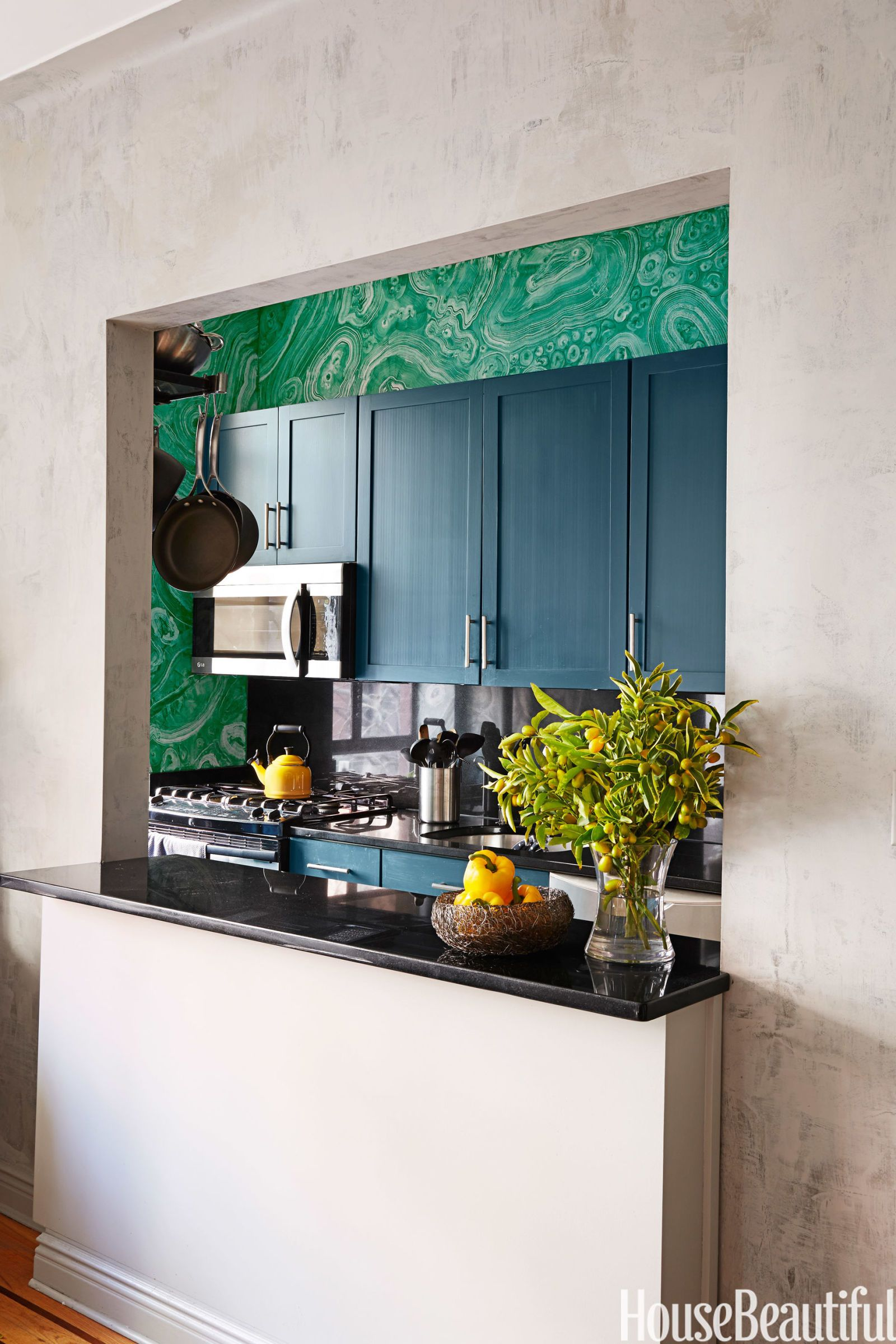 30 Small Kitchen Ideas That Maximize Style and Efficiency ...