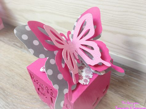Best Idee Deco Bapteme Images On Pinterest Butterflies