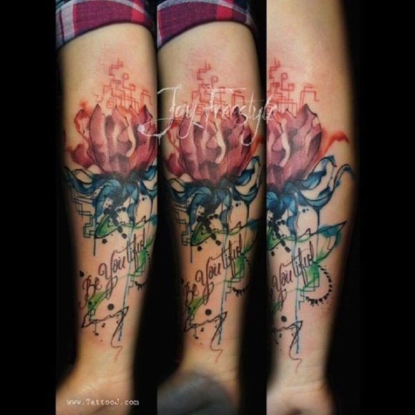 40 Mindblowing Freestyle Tattoo Designs 33 Tattoos Tattoo